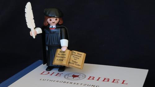 Gottesdienst zum Reformations-Tag, anschließend Kirchkaffee