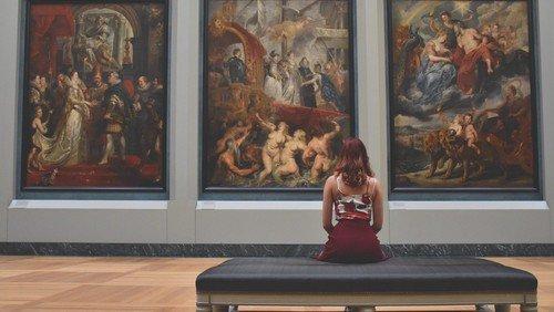 Kunst-kunde: Ausflug in die Gemäldegalerie