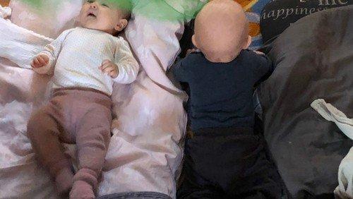 Babysalmesang fra 2-6 måneder - Hold 1 holder efterårsferie