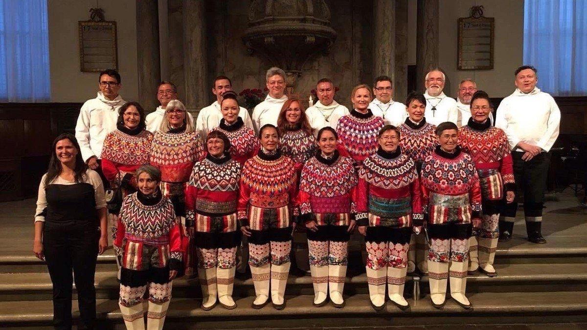 Jubilæumskoncert med Aavaat-koret