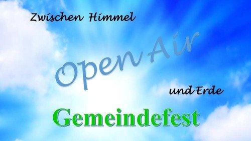 Familiengottesdienst der Kirchengemeinde Alt-Wittenau mit Gemeindefest: