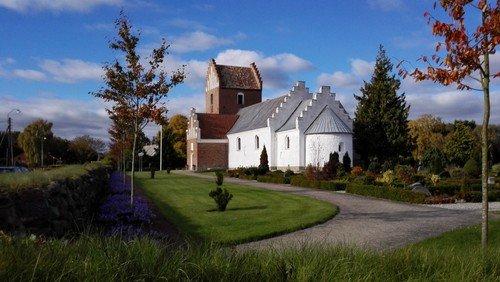 Gudstjeneste Auning Kirke - 20. s. e . trinitatis