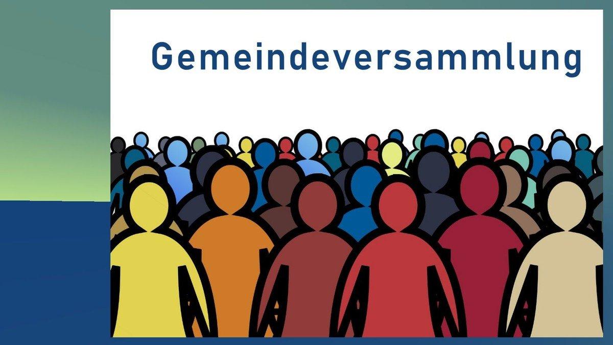 Gemeindeversammlung 2021