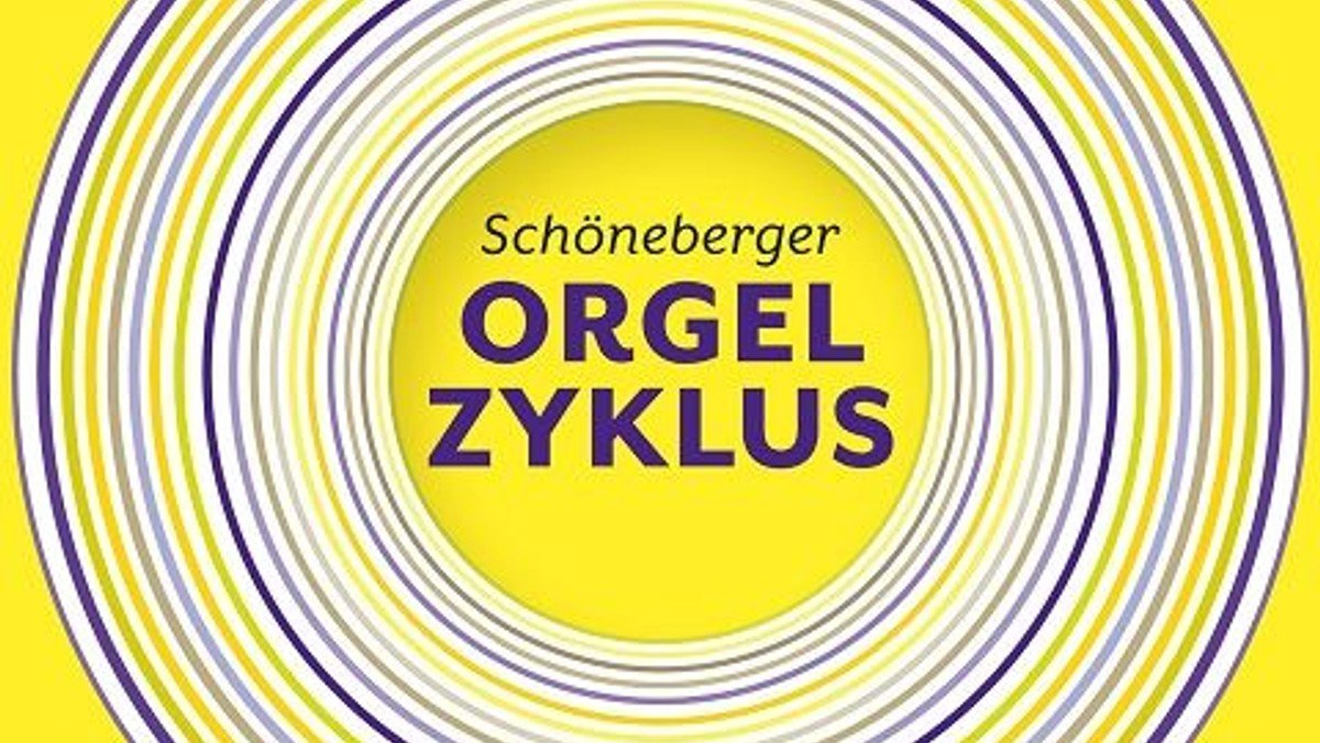 SCHÖNEBERGER ORGELZYKLUS | TANZEND |