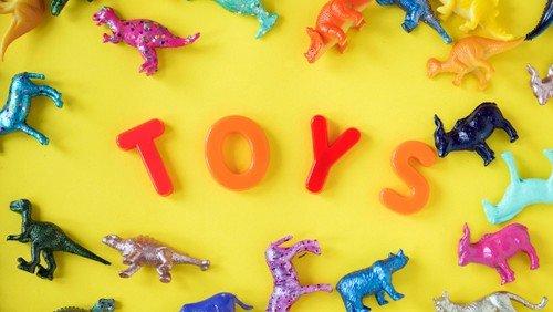 Tea & Toys