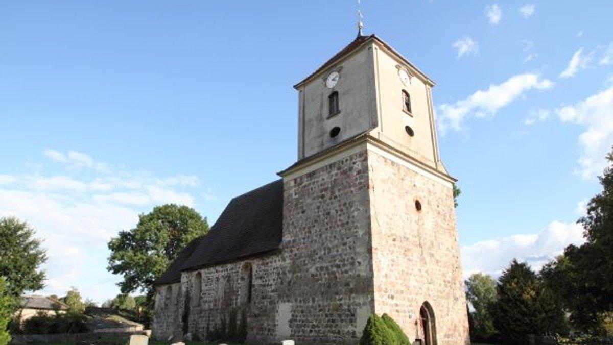 Gottesdienst in Felchow