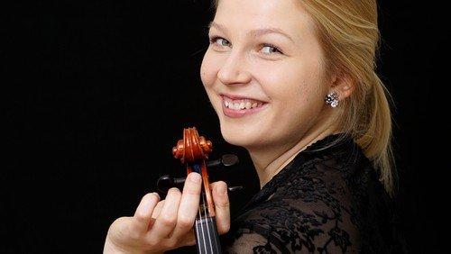 Orgel og Violin