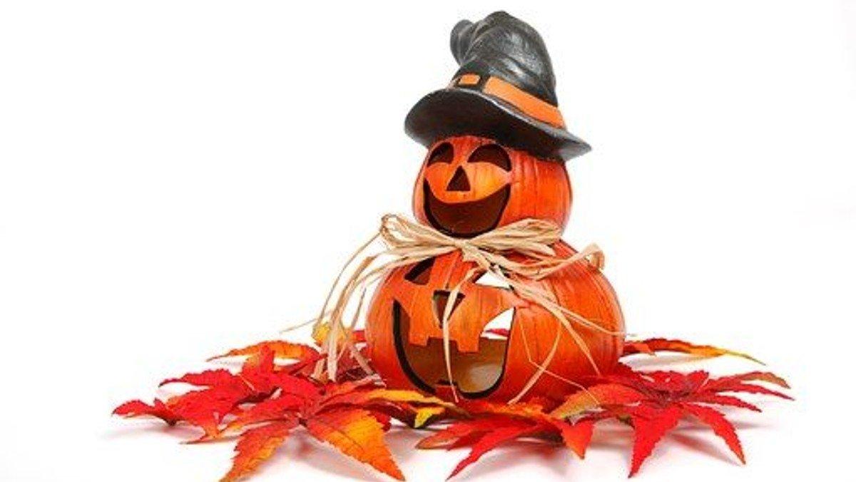 Halloween og gudstjeneste