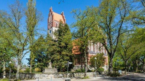 Open-Air-Gottesdienst in Waidmannslust
