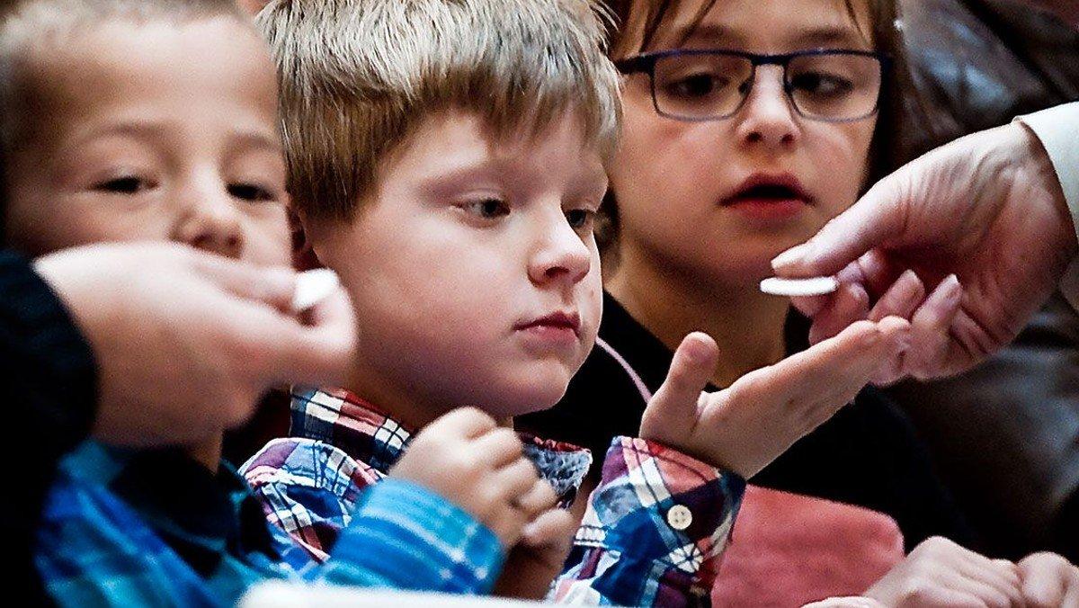 Børne- og ungdomsgudstjeneste