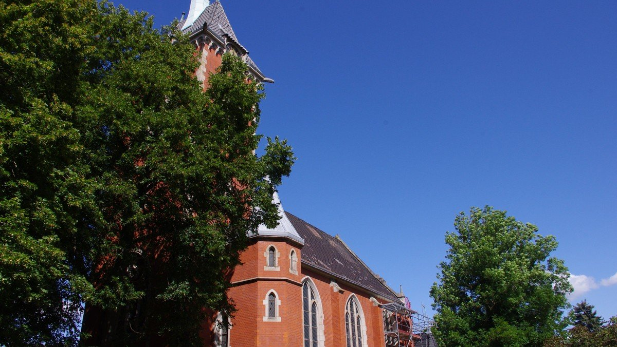 Gottesdienst in Ölsburg