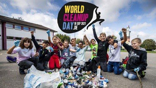WORLD CLEAN UP DAY in Miersdorf - Wir beteiligen uns!