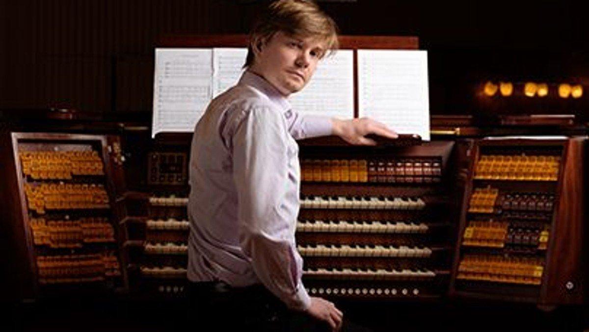 ROTARY Velgørenhedskoncert: Frederik Magle organist, komponist