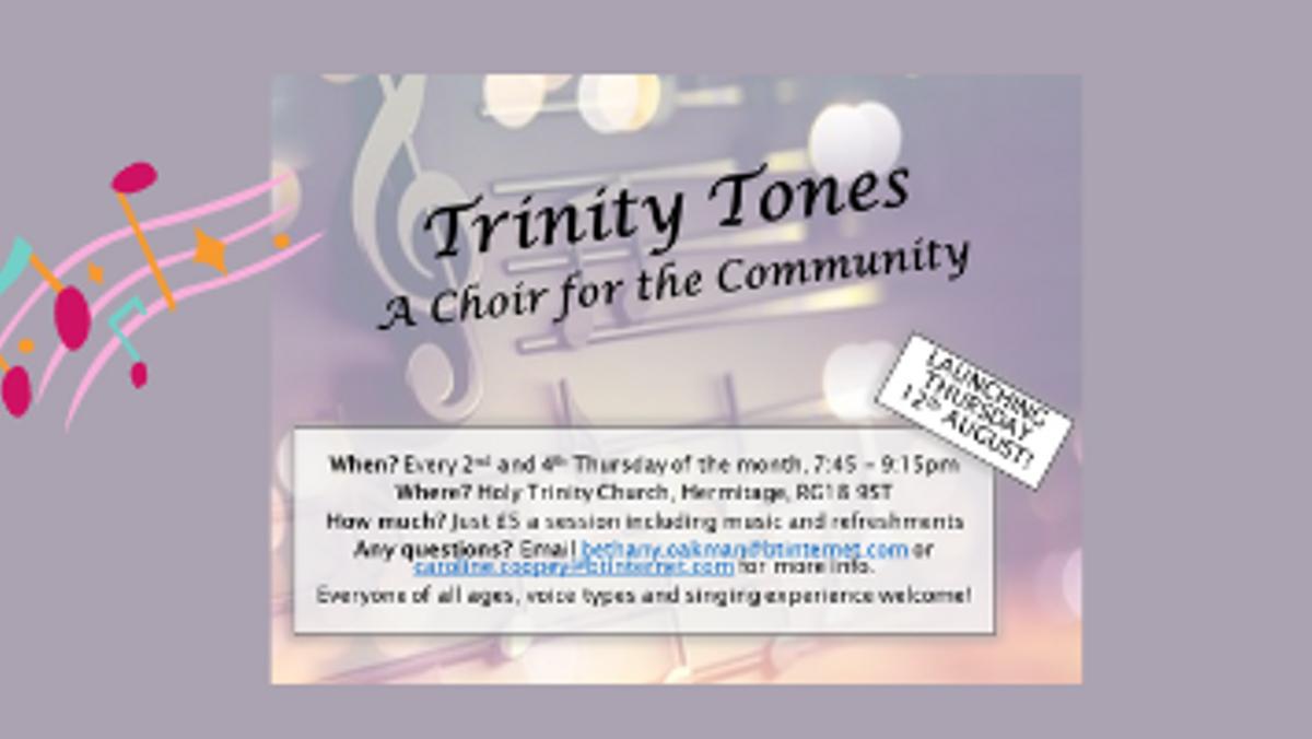 Trinity Tones - Choir for the Community