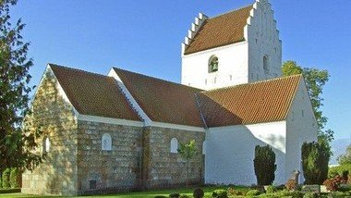 Gudstjeneste Gjesing Kirke - 15. s. e. trinitatis