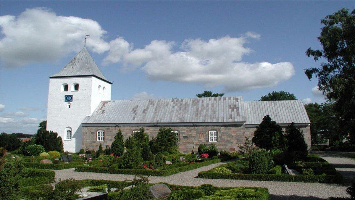 Gudstjeneste Ørsted Kirke - 16. s.e. trinitatis