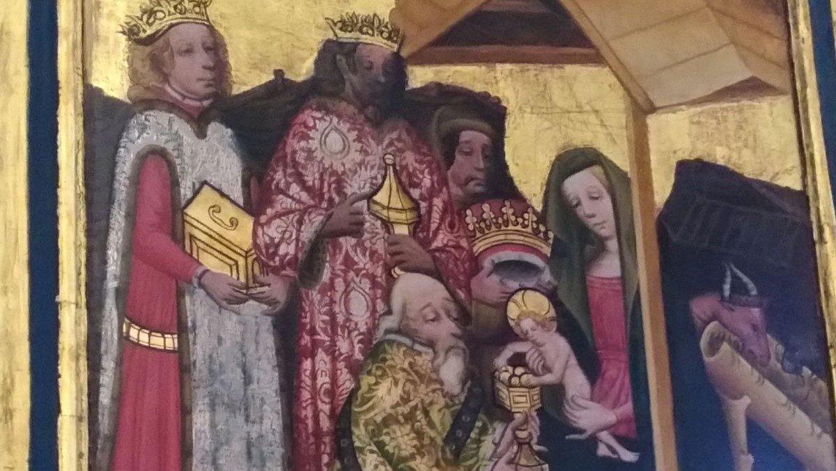 """""""Herodes und die drei Weisen"""" - Weihnachtsoratorium der Domchöre (Kantaten 5+6)"""