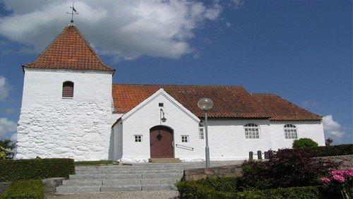 Gudstjeneste Udby Kirke - 17. s.e. trinitatis
