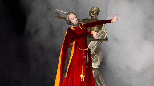 Die animierte Oper mit Wim Trompert und Abschluss des Europäischen Totentanz-Festivals