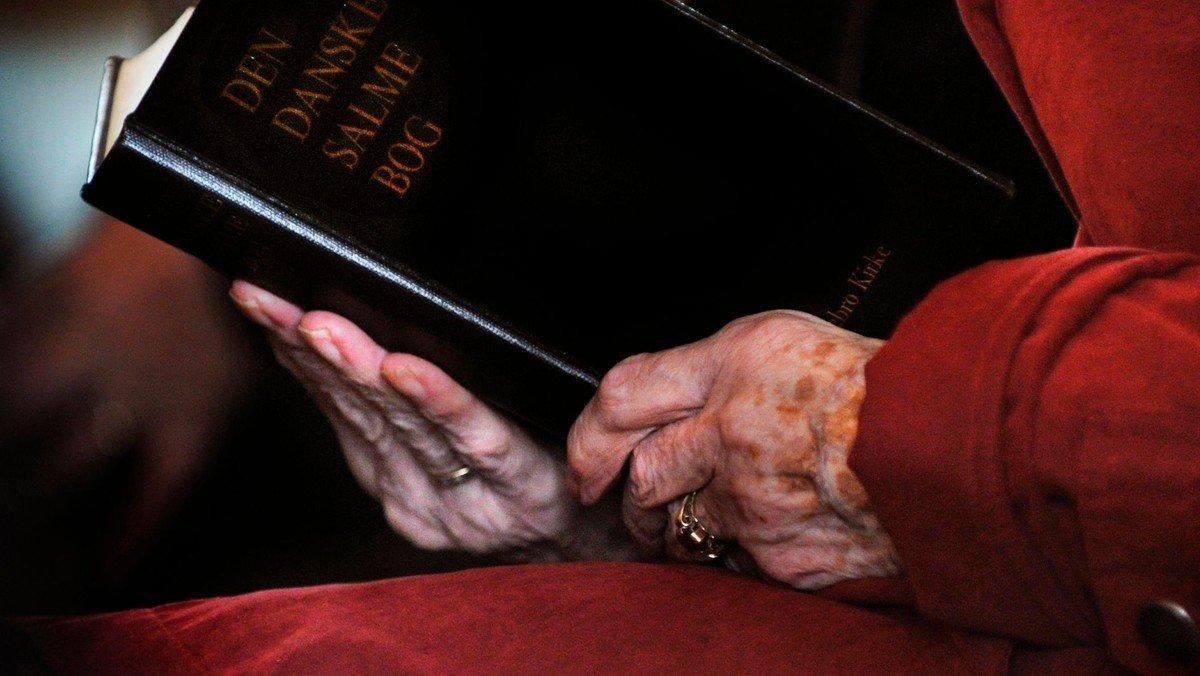 Aflyst gudstjeneste på Elmelunden