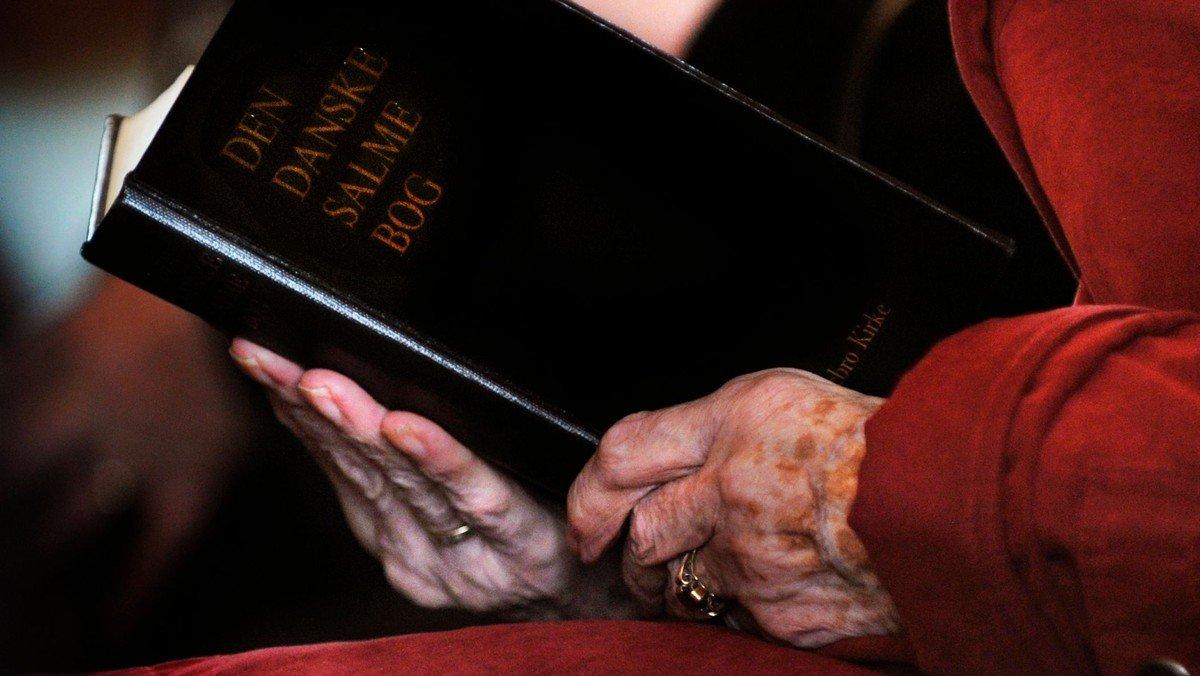 Gudstjeneste på Elmelunden