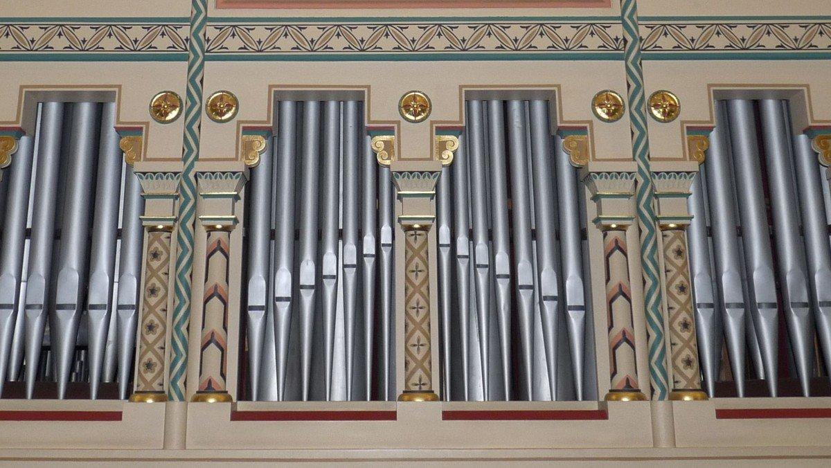 Orgelfest zur Wiedereinweihung der Steinmeyer-Orgel in Zeuthen