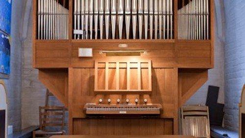 Fyraftensgudstjeneste i Holme Olstrup Kirke