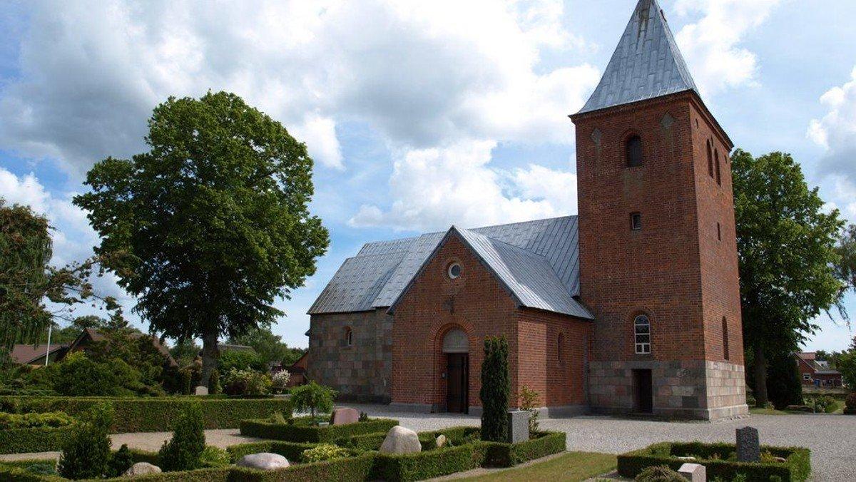 Gudstjeneste Vejlby Kirke - 20. s. e. trinitatis