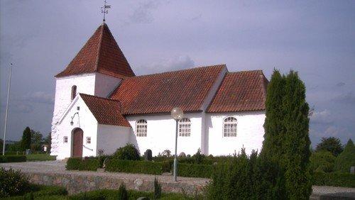 Gudstjeneste Udby Kirke - 21. s. e. trinitatis