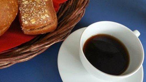 Morgenmad i præstegårdssalen - alle er velkomne