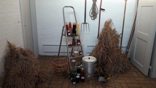 Fælles Høstgudstjeneste m. Høstbrunch