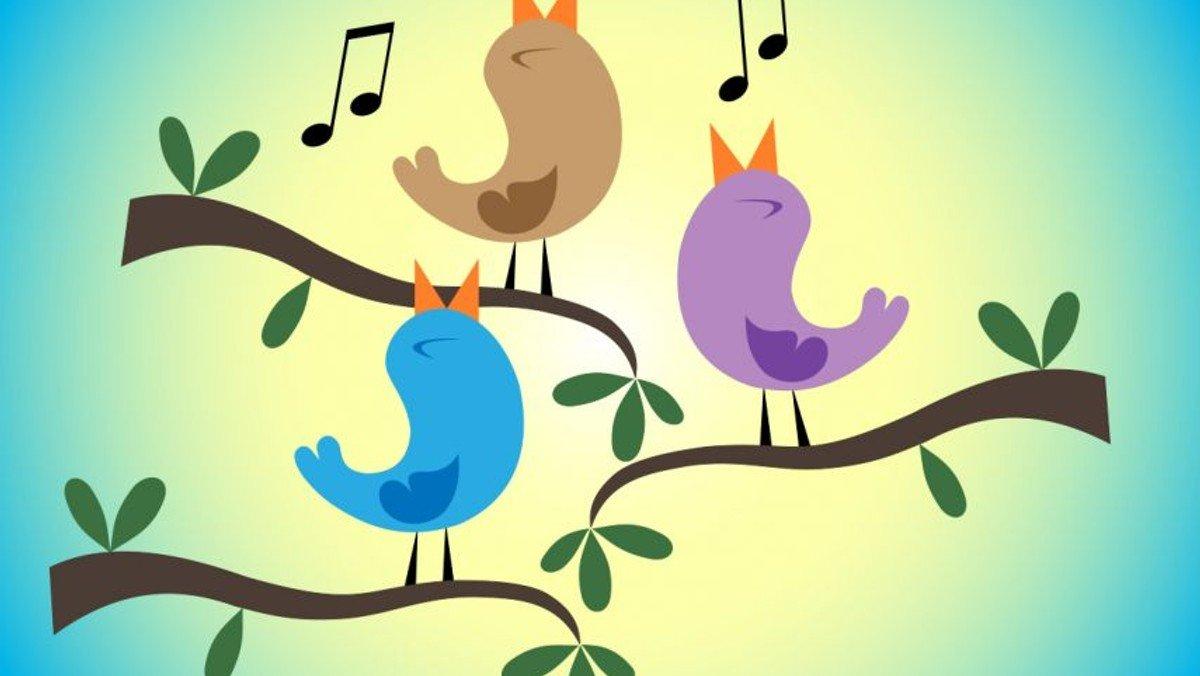 Syng sammen i sognegården