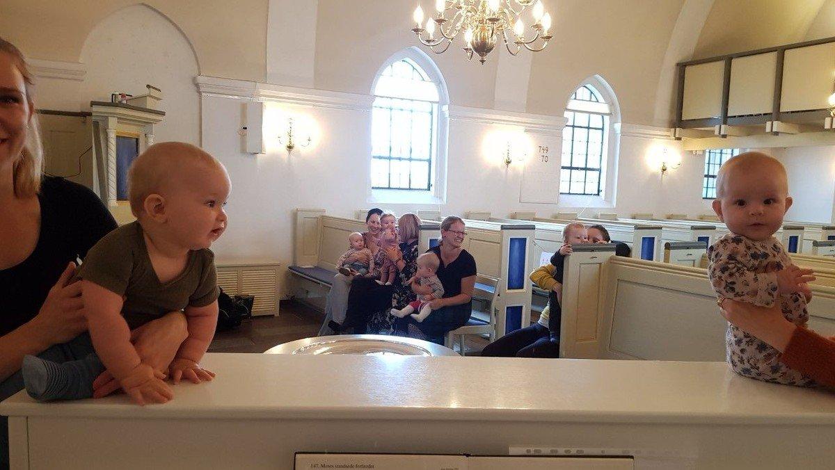 Babysalmesang - hold 2