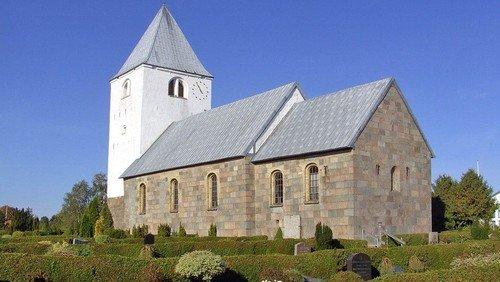 Gudstjeneste Vivild Kirke - 24. s. e. trinitatis