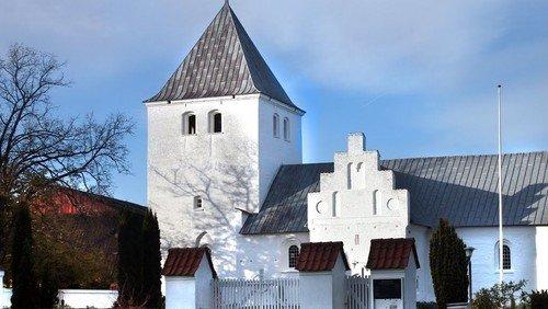 Gudstjeneste Estruplund Kirke - 24. s. e. trinitatis