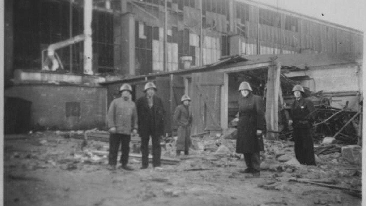 Besættelsestidens Christianshavn v/ Dines Bogø
