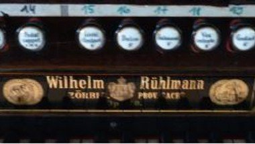 Orgelmusik in Groß Rosenburg