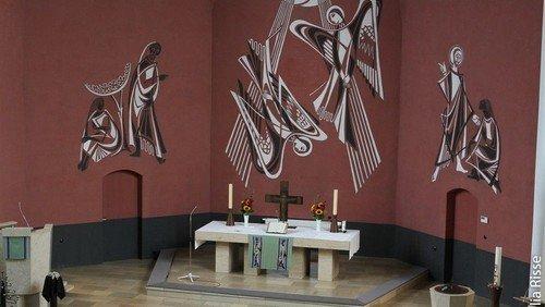 Gottesdienst zur Kirchweihe