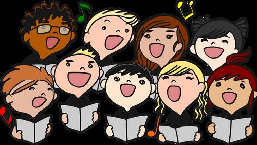 Musik og sang for børn i Ny Vor Frue kirke