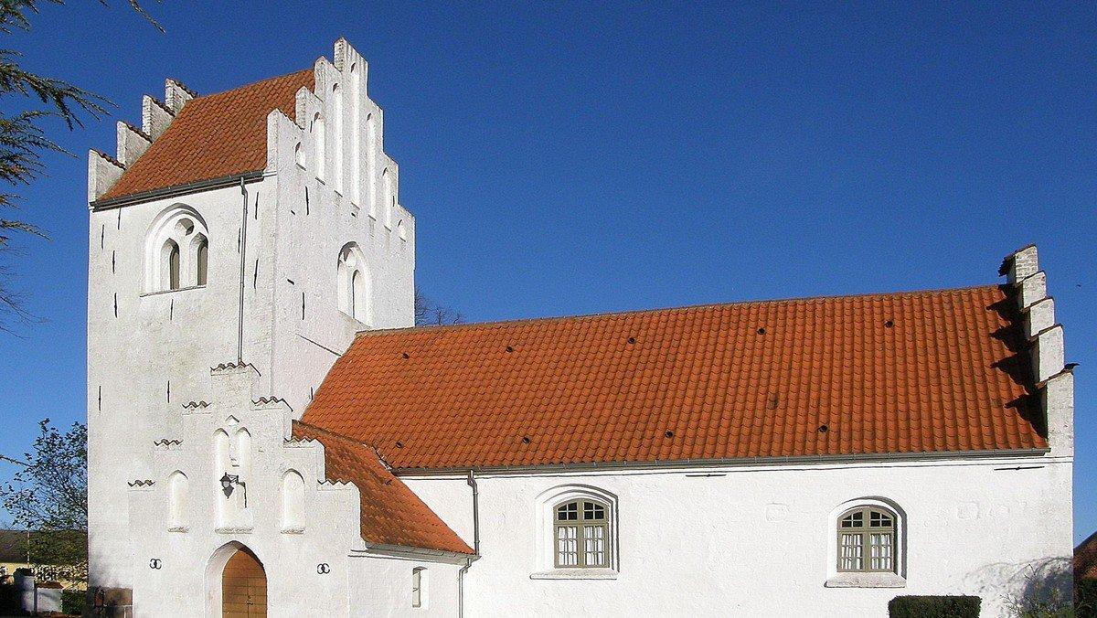Familie julegudstjeneste, Dåstrup Kirke