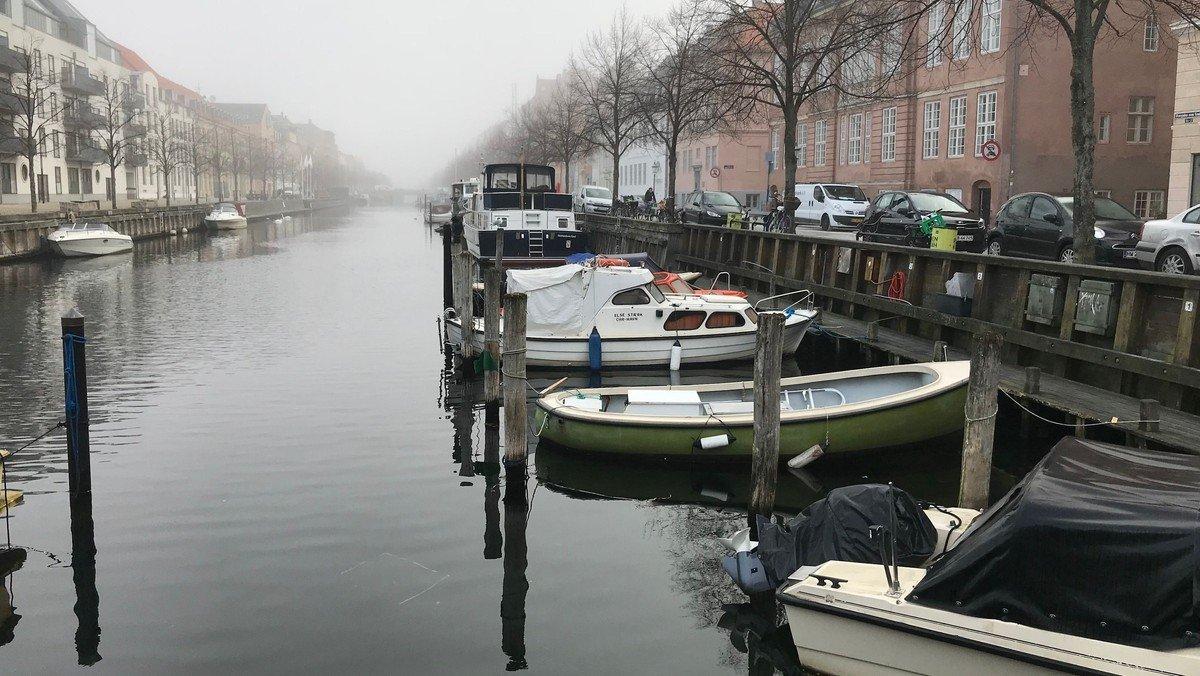 Flugten fra Christianshavn v/ Kurt Franch