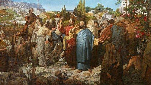 17. s. e. trinitatis Gudstjeneste med velkomst til de ny konfirmander (Stenmagle)