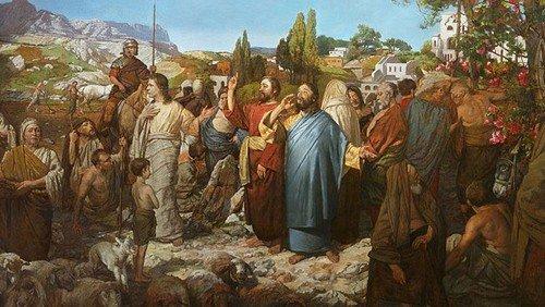 17. s. e. trinitatis Gudstjeneste med velkomst til de nye konfirmander (Stenlille)