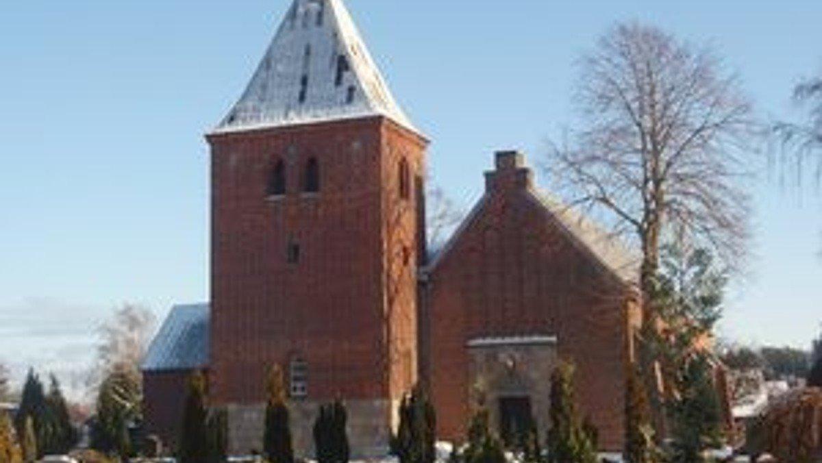 Gudstjeneste Vejlby Kirke - s. s. i kirkeåret