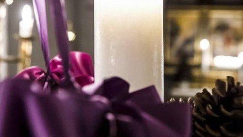 Vi synger julen ind i Nørager Kirke - 1. s. i advent