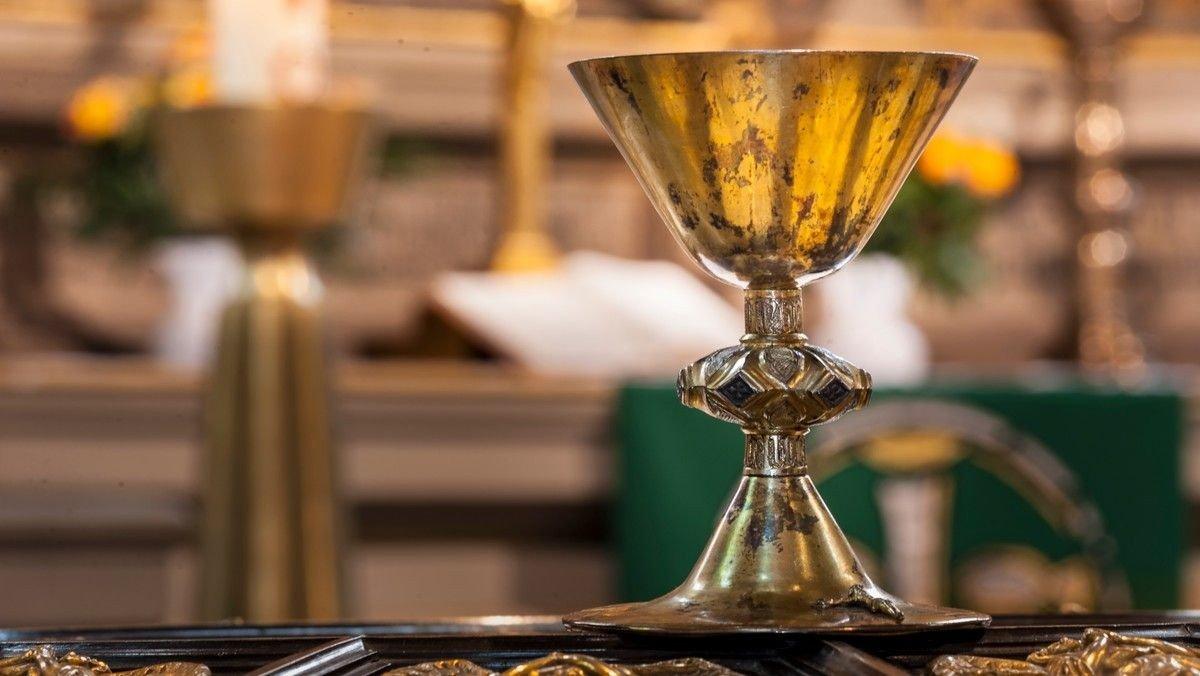 Abendmahlsgottesdienst am Reformationstag