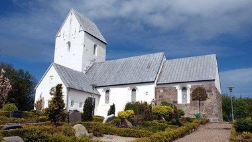Kirkekoret medvirker i Humlum Kirke