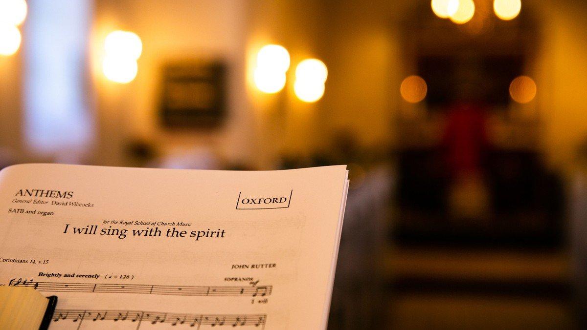 Adventskoncert med Sankt Stefans Vokalensemble