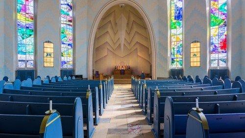 Gottesdienst zum Marathon IN der Kreuzkirche