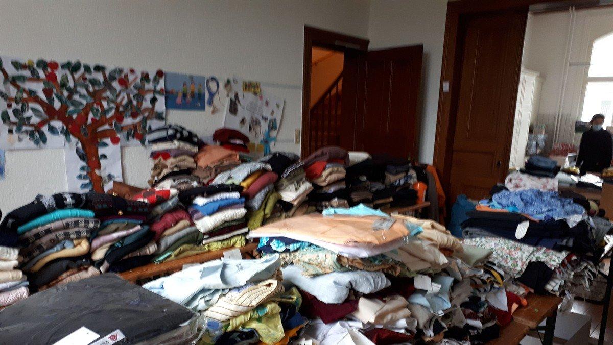 Kleiderkammer Aktion